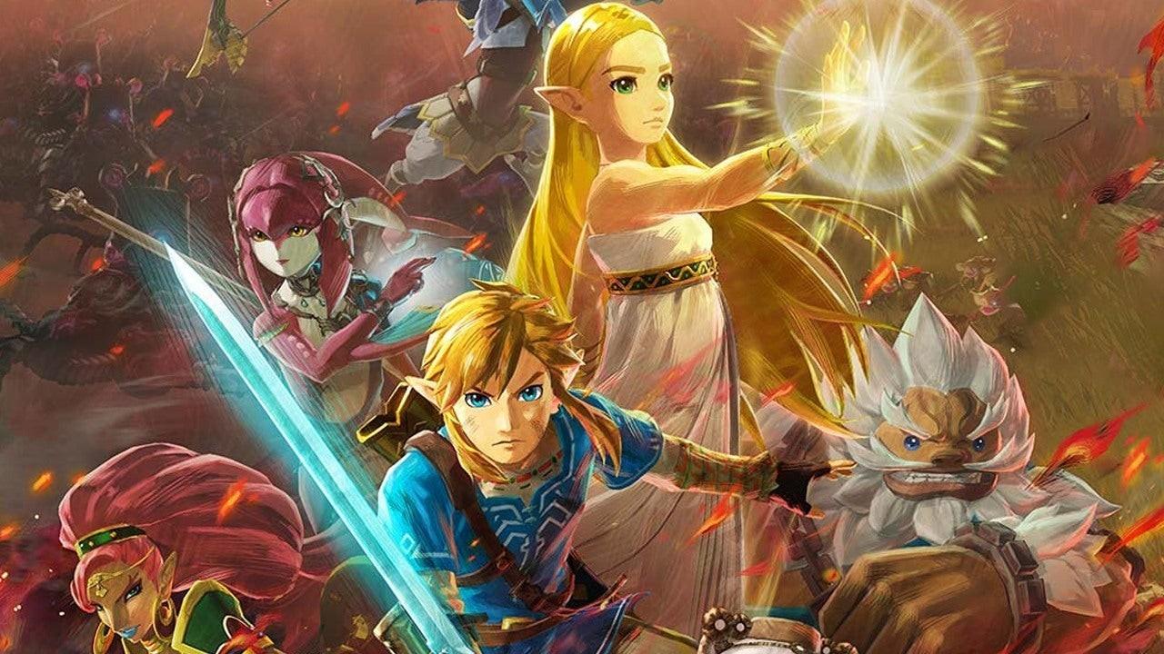30/10/2020 Gamecrazy Hyrule Warriors: Age of Calamity; Tiên kiếm kì hiệp truyện, kết thúc trò chơi đầu tiên trên PS5