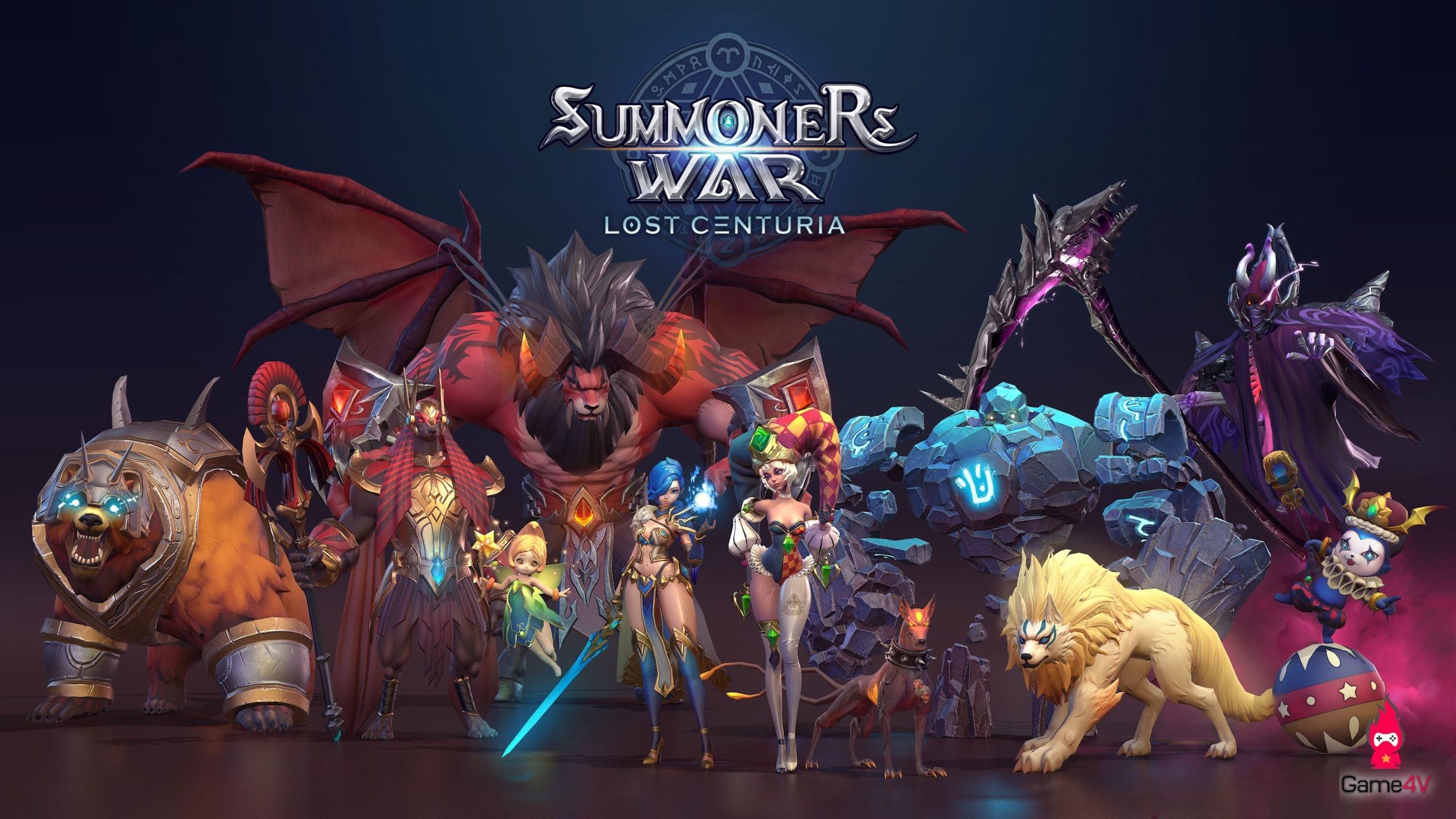 Summoners War: Lost Centuria đã vượt mốc 3 triệu lượt đặt trước trên toàn thế giới và dự kiến sẽ chính thức phát hành vào tháng 4