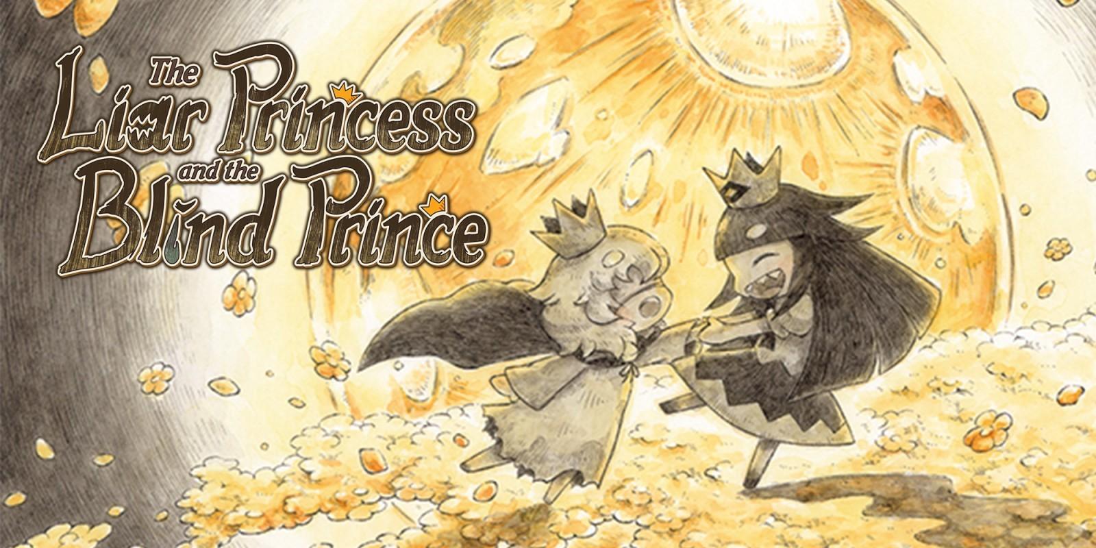Thư giãn sương sương với tựa game đi cảnh The Liar Princess and the Blind Prince